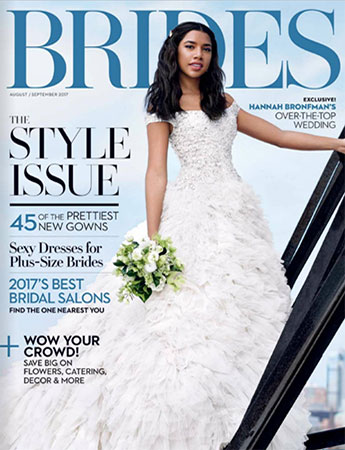 brides mag aug sept 2017 cover