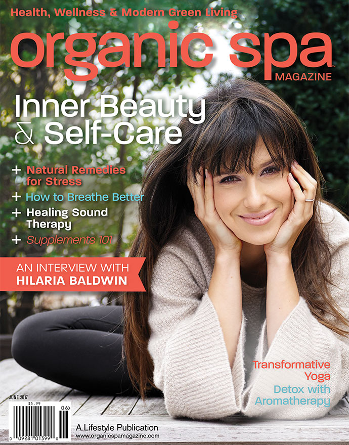 organic spa june cover