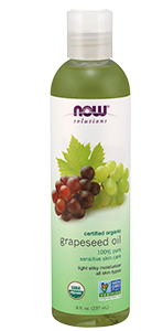 grapeseed oil organic featured
