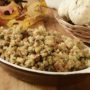 Cinnamon Holiday Quinoa with Turkey Sausage