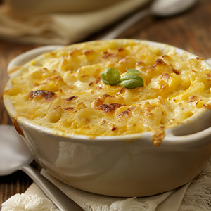 Gluten Free Baked Mac & Cheese
