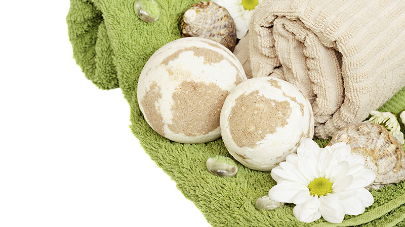 diy bath bombs featured