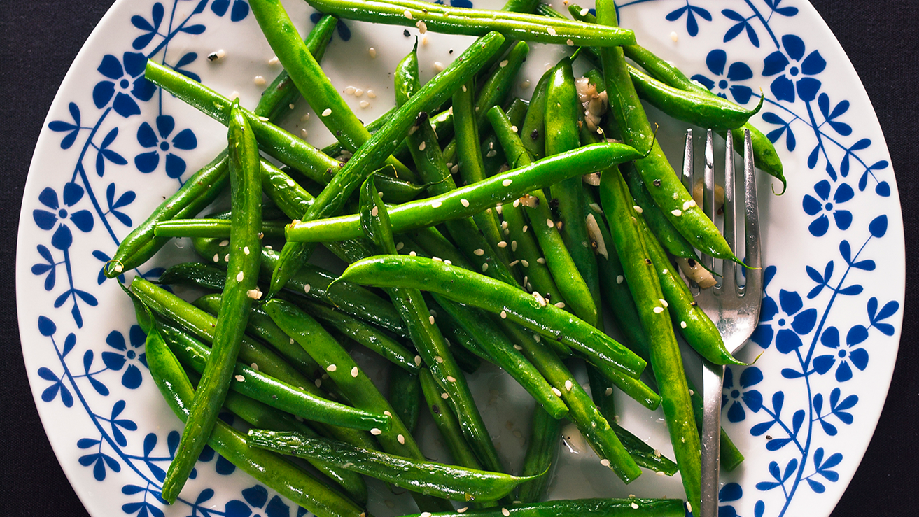 green bean recipe feature image