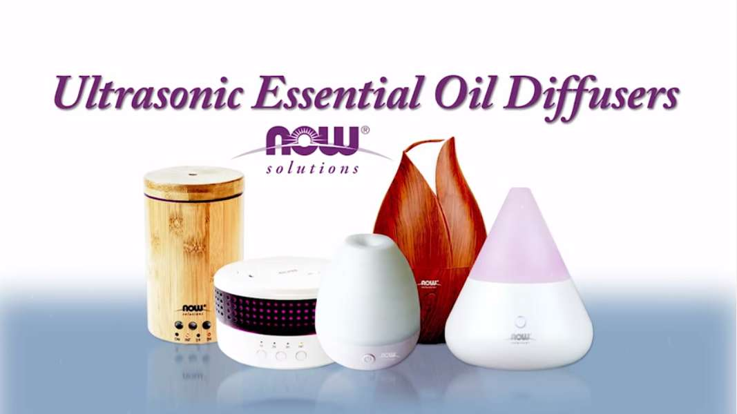 Ultrasonic Essential Oil Diffusers in including bamboo, woodgrain, teardrop, disc and egg shaped.