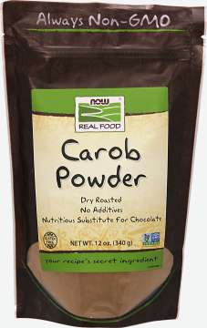 Carob Powder, Dry Roasted