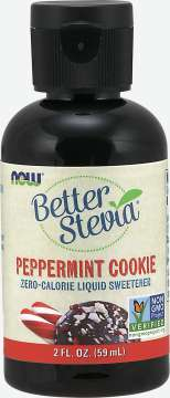 BetterStevia® Liquid, Peppermint Cookie