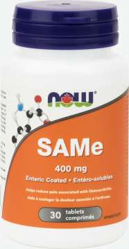 SAMe 400 mg Tablets