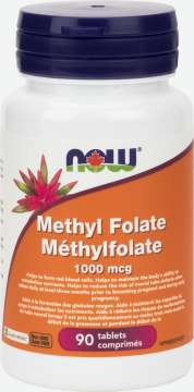 Methyl Folate 1000mcg Tablets