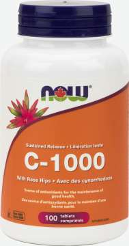 C-1,000 Sustained Release Tablets