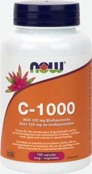 C-1,000 with 100 mg Bioflavonoids  Capsules