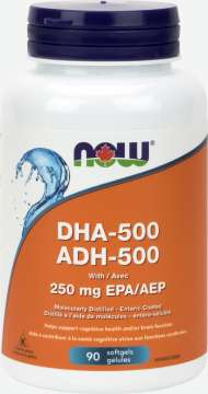 DHA-500 1,000 mg Softgels