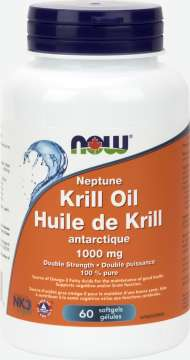 Neptune Krill 1,000 mg Softgels