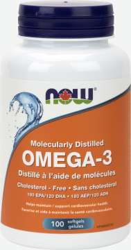 Omega-3 1,000 mg Softgels