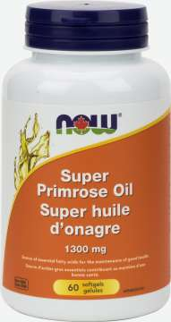 Super Primrose Oil 1,300 mg  Softgels