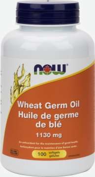 Wheat Germ Oil Softgels