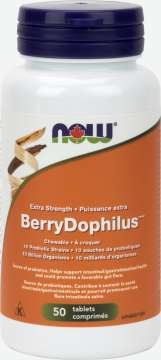 BerryDophilus™ Extra Strength Chewables