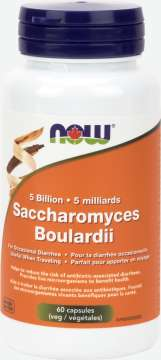 Saccharomyces Boulardii 5 Billion Veg Capsules