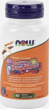 BerryDophilus™ 2.5 Billion Chewables
