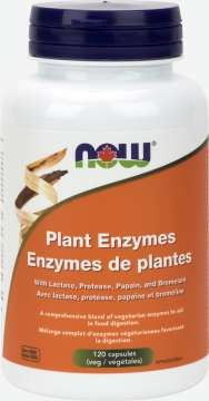 Plant Enzymes  Veg Capsules