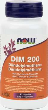 DIM 200mg with Calcium Glucarate Vegcaps