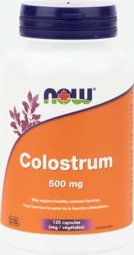Colostrum 500 mg Capsules