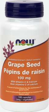 Grape Seed Extract 100 mg  Veg Capsules
