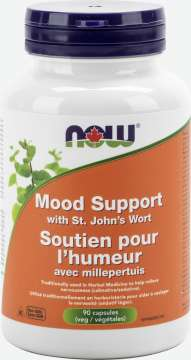Mood Support Veg Capsules