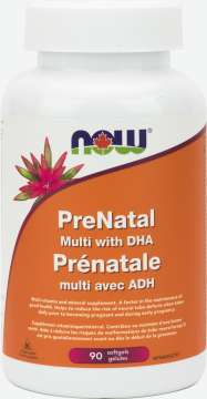 Prenatal Multi with DHA Softgels