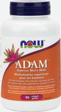 ADAM Men's Multi Softgels