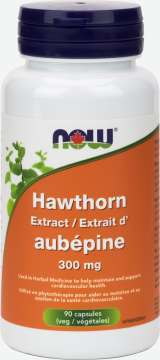 Hawthorn Extract 300 mg Veg Capsules