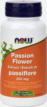 Passion Flower Extract 350 mg  Veg Capsules