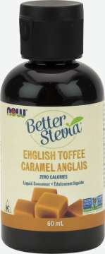 BetterStevia® English Toffee Liquid