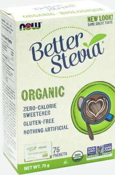 BetterStevia® Packets, Organic