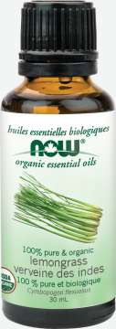 Lemongrass Oil, Organic