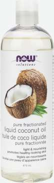 Liquid Coconut Oil, Pure Fractionated