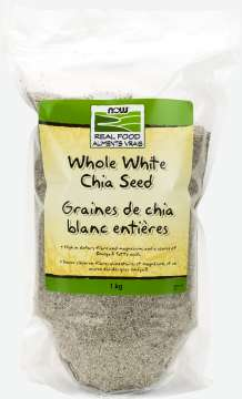 Chia Seeds Whole, White