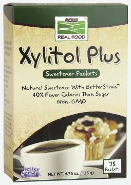 Xylitol Plus Packets