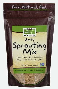 Zesty Sprouting Mix