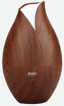 Faux Wood Ultrasonic Essential Oil Diffuser