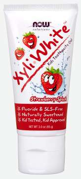 Xyliwhite™ Strawberry Splash Toothpaste Gel for Kids