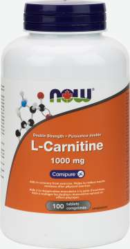 L-Carnitine 1,000 mg  Tablets