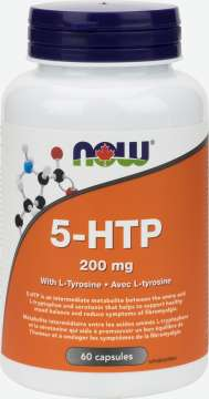 5-HTP 200 mg with Tyrosine  Capsules