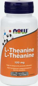 L-Theanine 100 mg Veg Capsules