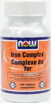 Iron Complex Tablets