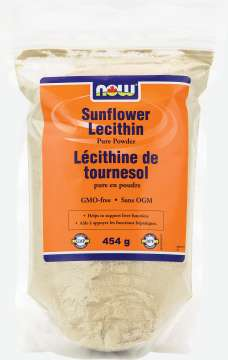 Sunflower Lecithin Powder, Non-GMO