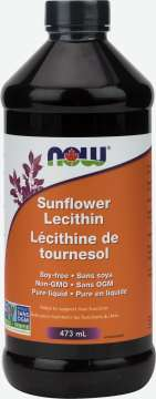 Sunflower Liquid Lecithin, Non-GMO
