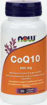 CoQ10 400 mg Softgels