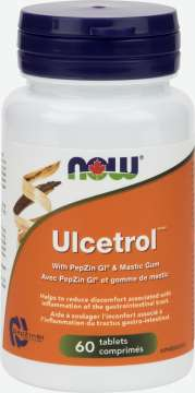Ulcetrol™ with PepZin GI® Tablets