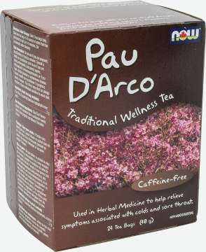 Pau D'arco Traditional Wellness Tea Bags