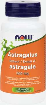 Astragalus Extract 500 mg Veg Capsules